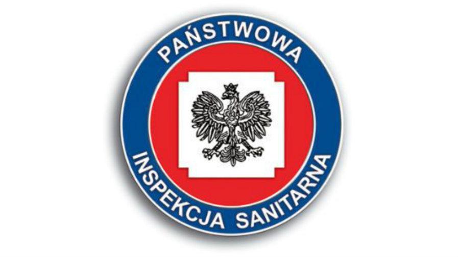 Logo Państwowej Inspekcji Sanitarnej