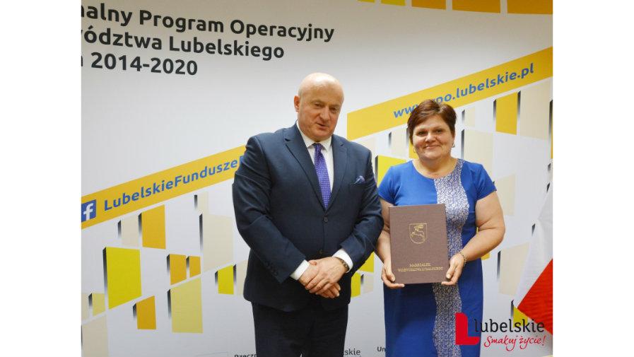 Gmina otrzymała dotację na prowadzenie Domu Seniora w Piotrowicach